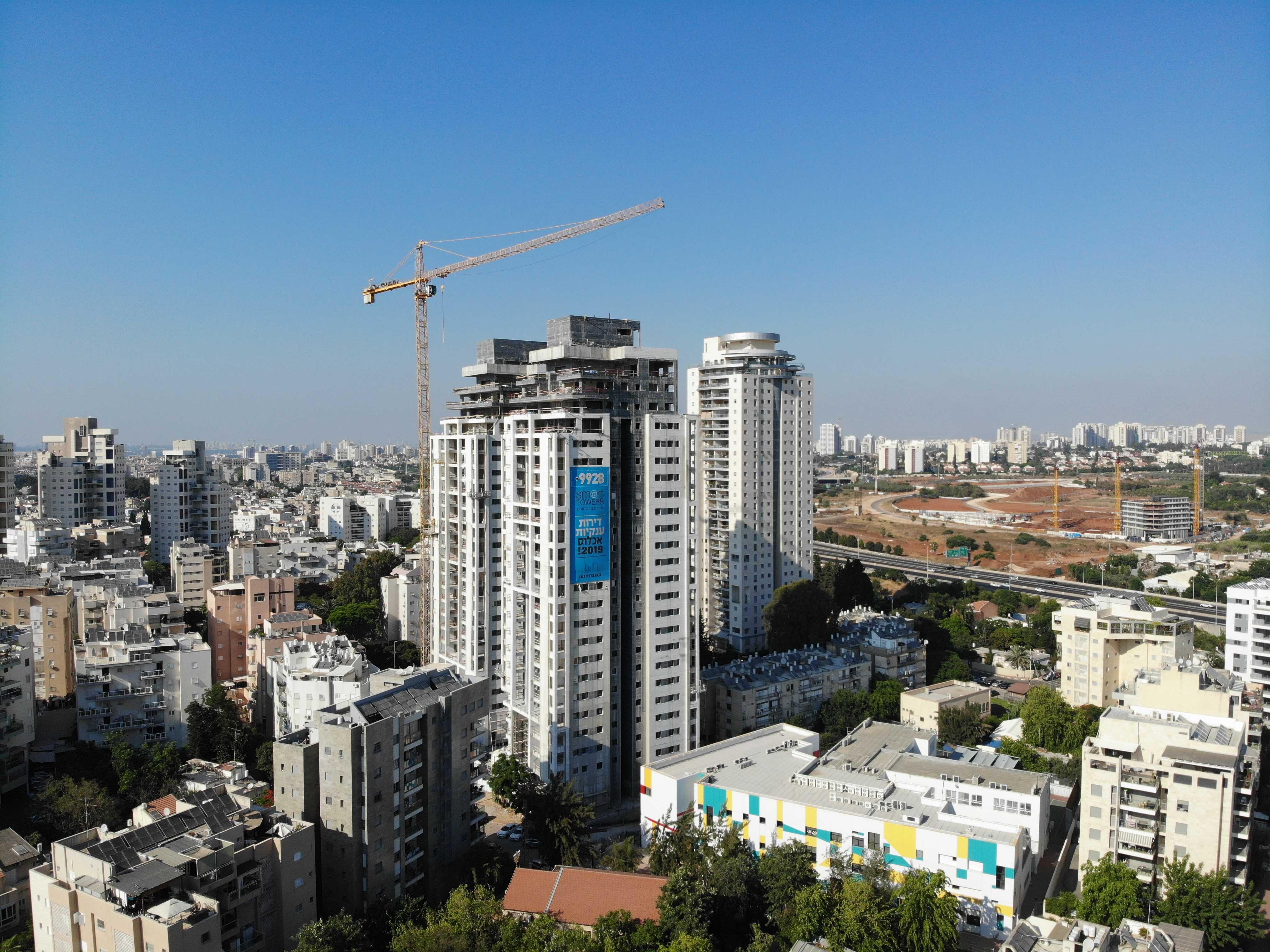 מתחם התחדשות עירונית במחוז תל אביב